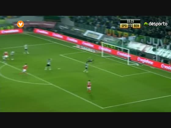 11J :: Sporting - 1 x Benfica - 3 de 2012/2013