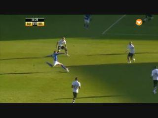 Resumo: Vitória Guimarães 0-1 Belenenses (8 Fevereiro 2015)