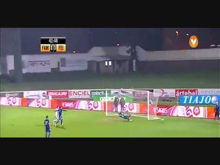 Resumo: Famalicão 0-1 Feirense (30 Dezembro 2015)