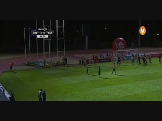 União Madeira 3-1 Académica - Golo de Fernando Alexandre (67min)