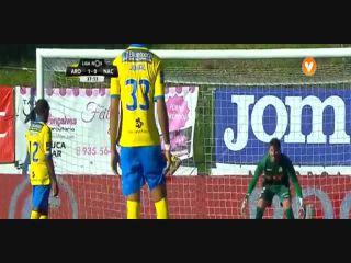 Arouca 3-0 Nacional - Golo de Mateus (38min)