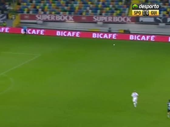 10J :: Sporting - 2 x V. Guimarães - 3 de 2010/2011