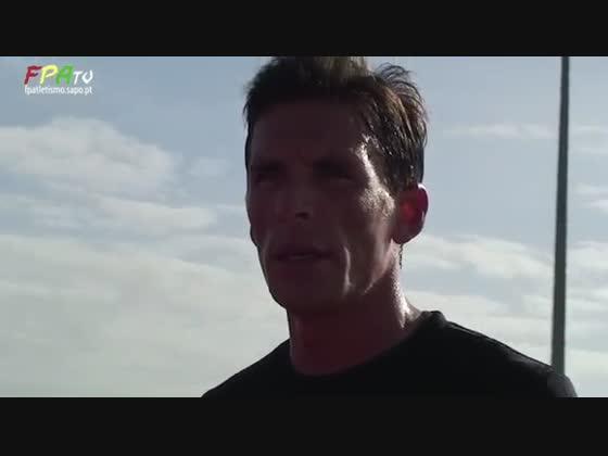 Atletismo :: Rui Silva no programa «Sem Dorsal»