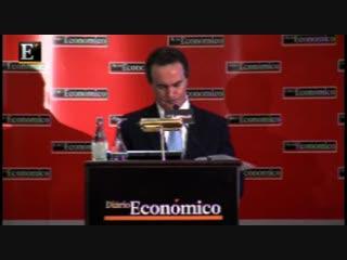 Luís Filipe Costa na Conferência DE -3ª Parte