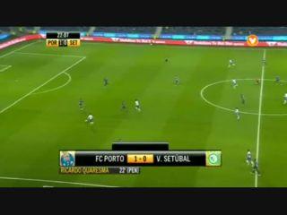 Resumo: Porto 4-0 Vitória Setúbal (19 December 2014)