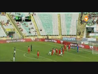 Vitória Setúbal 2-2 Rio Ave - Golo de Hyun-Jun Suk (86min)