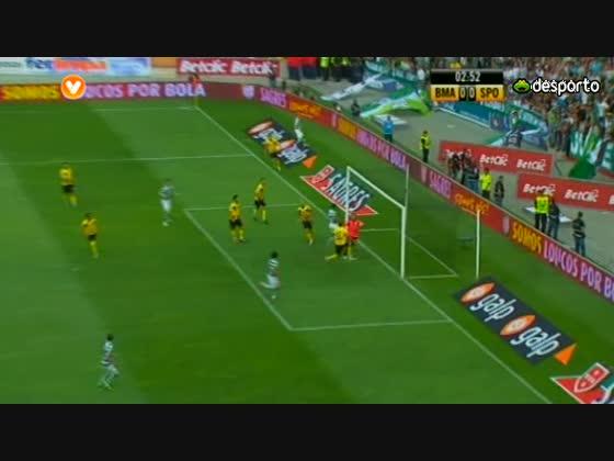 02J :: Beira Mar - 0 x Sporting - 0 de 2011/2012