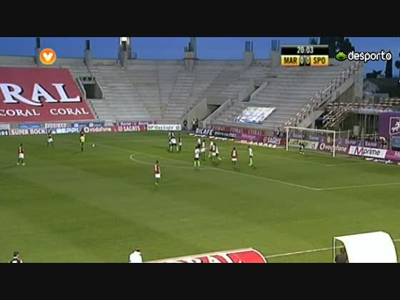 18J :: Marítimo - 2 x Sporting - 0 de 2011/2012
