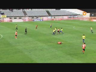 União Madeira 3-4 Paços de Ferreira - Golo de Diogo Jota (87min)