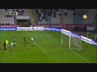 Resumo: Vitória Setúbal 0-1 Sporting CP (14 December 2016)