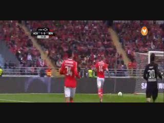 Resumo: Académica 1-2 Benfica (9 Abril 2016)