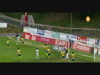 Arouca 2-2 Vitória Guimarães - Golo de P. Hurtado (31min)