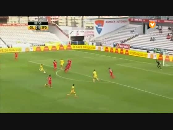 05J :: Gil Vicente - 0 x Sporting - 4 de 2014/2015