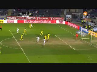 Resumo: Vitória Guimarães 0-1 Paços de Ferreira (13 Março 2016)