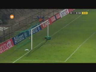 Resumo: Vizela 1-2 Vitória Guimarães (30 December 2016)