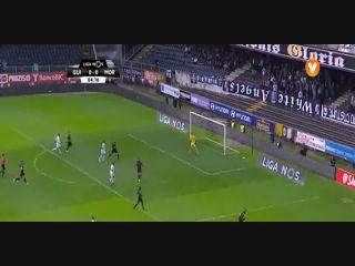 Vitória Guimarães 4-1 Moreirense - Golo de Henrique Dourado (5min)