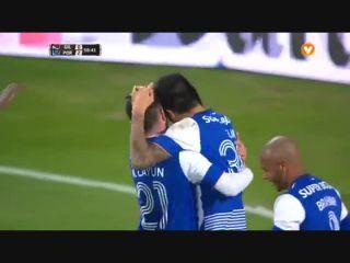Gil Vicente 0-3 Porto - Golo de Hyun-Jun Suk (59min)