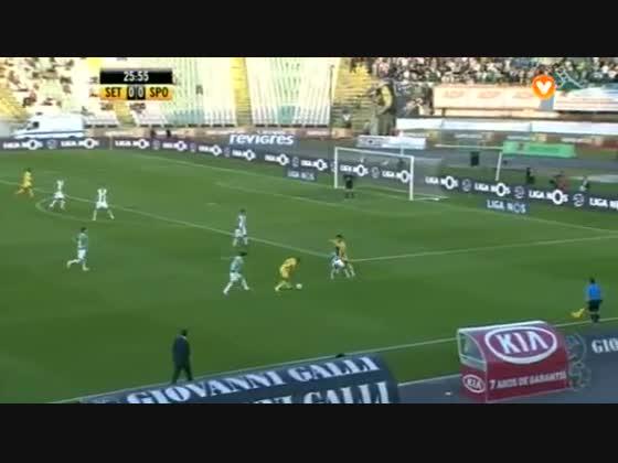 28J :: V. Setúbal - 1 x Sporting - 2 de 2014/2015