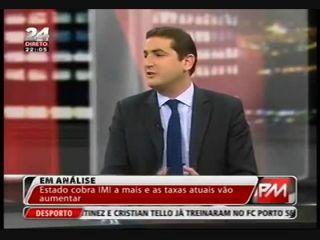 Hugo Soares no debate Política Mesmo na TVI24