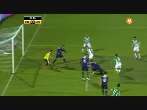 20J :: Rio Ave - 1 x Sporting - 2 de 2013/2014