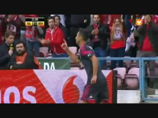 Gil Vicente 0-5 Benfica - Golo de Jonas (21min)