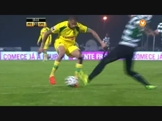 26J :: Paços de Ferreira - 1 x Sporting - 3 de 2013/2014