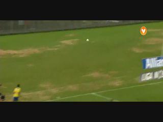 Arouca 2-2 Paços Ferreira - Gól de Bruno Moreira (19min)