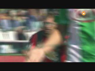Vitória Setúbal 3-1 Olhanense - Golo de F. Dionisi (14min)