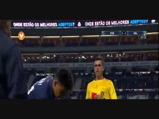 Resumo: Porto 0-0 Belenenses (29 November 2016)