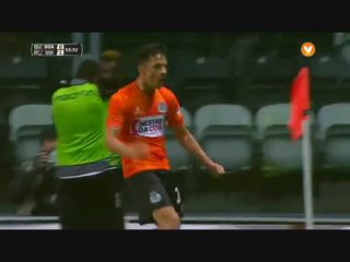 Boavista 1-1 Vitória Guimarães - Golo de A. Schembri (56min)