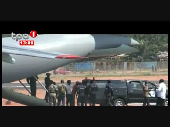"""""""Vítimas do avião da Guicango"""" Corpos já em Luanda para identificação"""