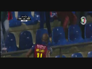Chaves 3-0 Moreirense - Golo de Willian (65min)