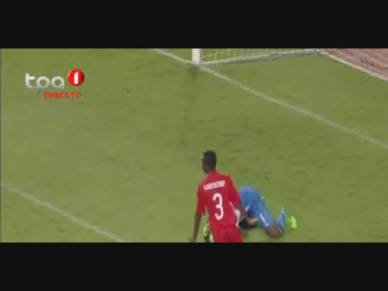 """Kabuscorp (2 - 0) 1º de Agosto """"GIRABOLA 2017"""""""