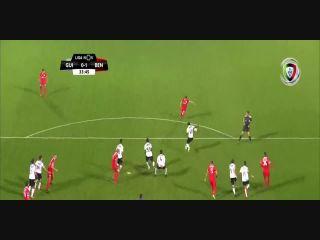 Resumo: Vitória Guimarães 1-3 Benfica (5 Novembro 2017)
