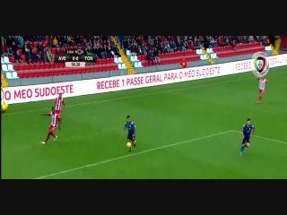 Resumo: Desportivo Aves 0-1 Tondela (9 Dezembro 2017)
