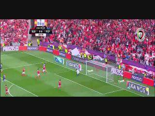 Resumo: Benfica 0-1 Porto (15 Abril 2018)