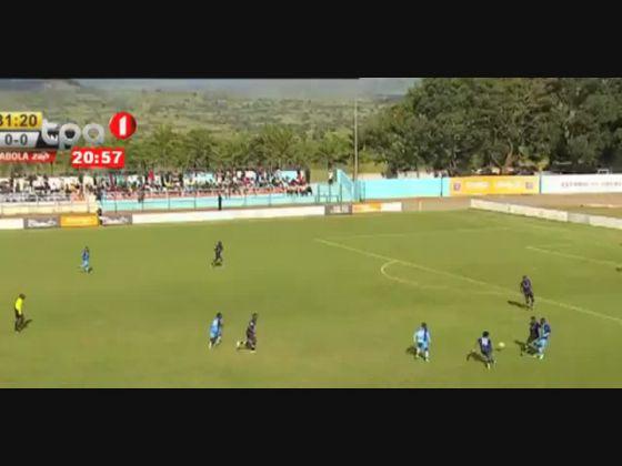 Girabola 2018 - Libolo e Interclube repartem pontos
