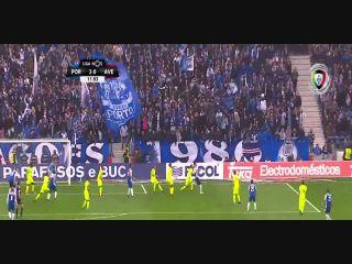 Resumo: Porto 2-0 Desportivo Aves (8 Abril 2018)