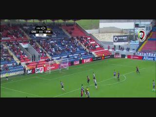 Chaves 2-1 Portimonense - Golo de Pedro Tiba (61min)