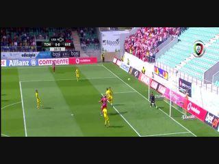 Resumo: Tondela 3-0 Desportivo Aves (22 Abril 2018)