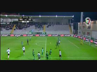 Resumo: Moreirense 2-1 Vitória Guimarães (18 Dezembro 2017)