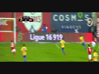Resumo: Estoril 1-2 Benfica (21 Abril 2018)
