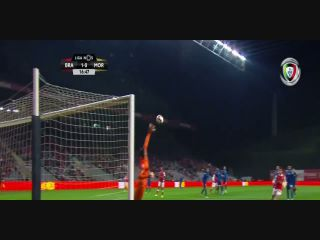 Resumo: Sporting Braga 2-0 Moreirense ()