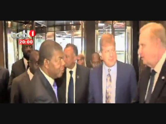 Angola aberta ao investimento americano