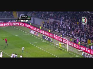 Resumo: Vitória Guimarães 3-2 Rio Ave ()