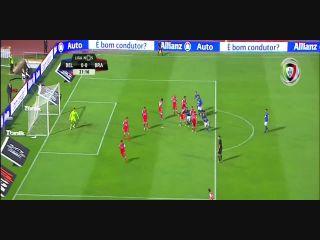 Resumo: Belenenses 0-3 Sporting Braga ()