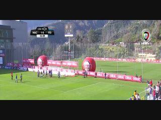 Resumo: Nacional 4-0 Feirense (16 Fevereiro 2019)