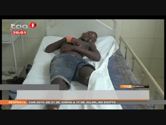 Chuva em Benguela mata duas crianças no Lobito