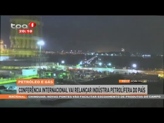 Luanda vai acolher Conferência de Petróleo e Gás